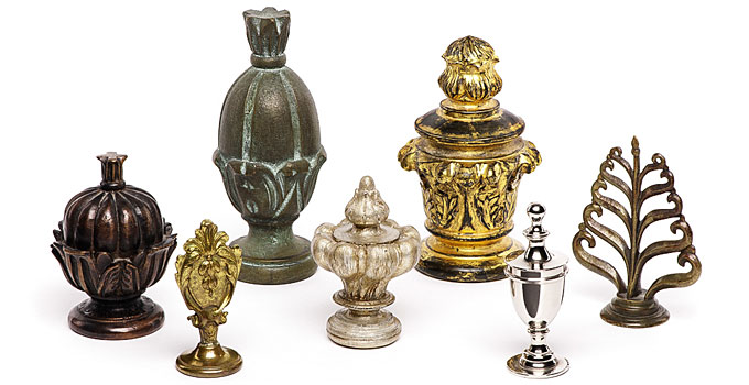 Our Array Of Classical Curtain Pole Finials Is Huge And With The Range Custom Finishes Available You Will Be Able To Find Exact Finial Need