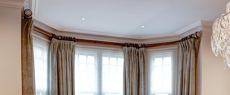 custom curtain pole finials british decorative window. Black Bedroom Furniture Sets. Home Design Ideas