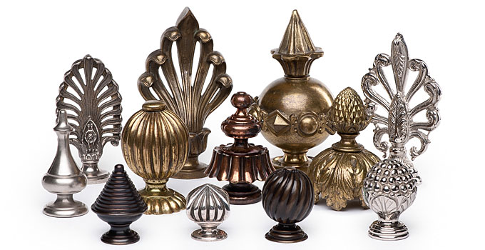 Metal Finials Archives Mckinney Amp Co